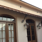 Custom Copper Awning