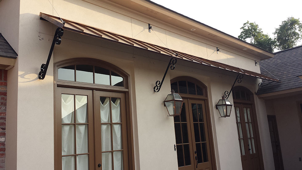 Deep South Iron Awnings And Accents Deep South Iron