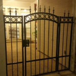 Carport Security Gate