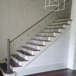 Lightweight Modern Staircase Railing