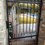 Patio Security Gate
