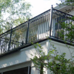 Outdoor Balcony Rails