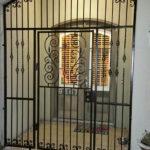Wine Cellar Styled Gate Enclosure
